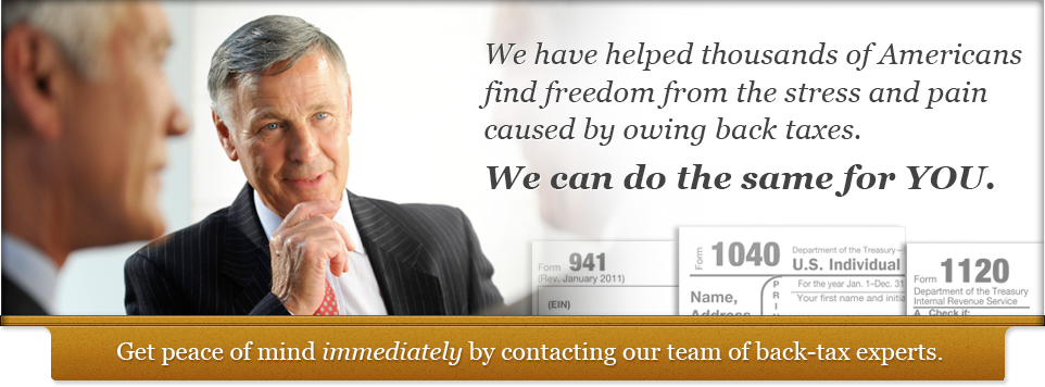 Successfully resolving IRS tax debts for over 30 years.